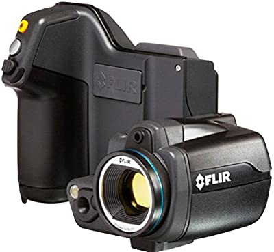 """FLIR 62103-1501 Model T420bx High Performance Thermal Imaging Infrared Camera (320x240), Built-in touch-screen 3.5"""" color LCD, 4x Continuous Zoom, 60Hz Frame Rate, 25°x19° Field of view"""