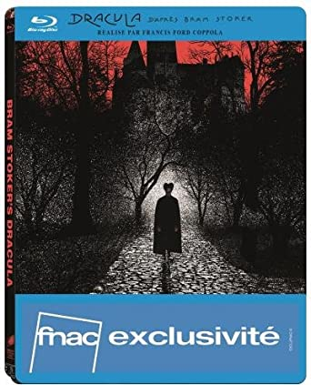 Dracula Steelbook Pop Art Exclusivité Fnac Blu-ray: Amazon ...