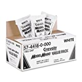 Wholesale CASE of 5 - Crayola Model Magic Clay Value Pack-Model Magic Clay, Value Pack ,12-8 oz. Packs, White