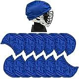 Predator Sports Helmet Covers (Blue)