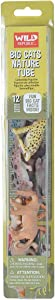 Wild Republic Big Cats Nature Tube, Kids Gifts, Cat Party Supplies, Cat Figurines, Feline, 12-Piece