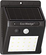 SolarCentre ECO Wedge XT Outdoor Solar Powered Motion PIR Welcome Light
