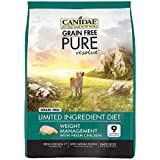 CANIDAE Grain Free PURE Resolve Weight Management Dog Dry Formula with Fresh Chicken, 12 lbs