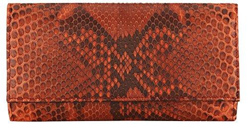 orange Pochettes Lemiena Lemiena Pochettes brûlé femme IqY0fwf