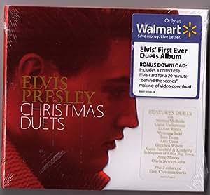 Elvis Presley Christmas Duets Walmart Exclusive