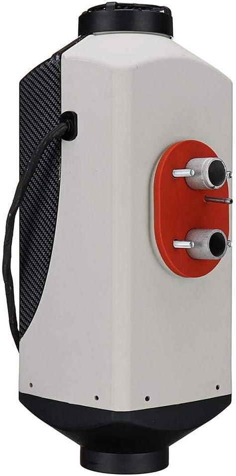 Calentador De Estacionamiento De Combustible CamióN DiéSel Aire Acondicionado Compresor De Aire Con Mando A Distancia, Pantalla LCD Para Coche, AutobúS, Caravana 5 / 8KW, 12 V / 24 V