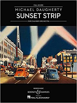 Book Sunset Strip: Chamber Orchestra