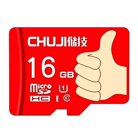ZWMG Tarjeta de Memoria Micro SD de Alta Velocidad 16GB ...