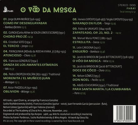 Buy O Voo Da Mosca, Latin American Dance Music Online at Low