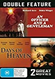 Days Of Heaven + An Officer And A Gentleman [NON-USA Format / Region 4 Import - Australia]