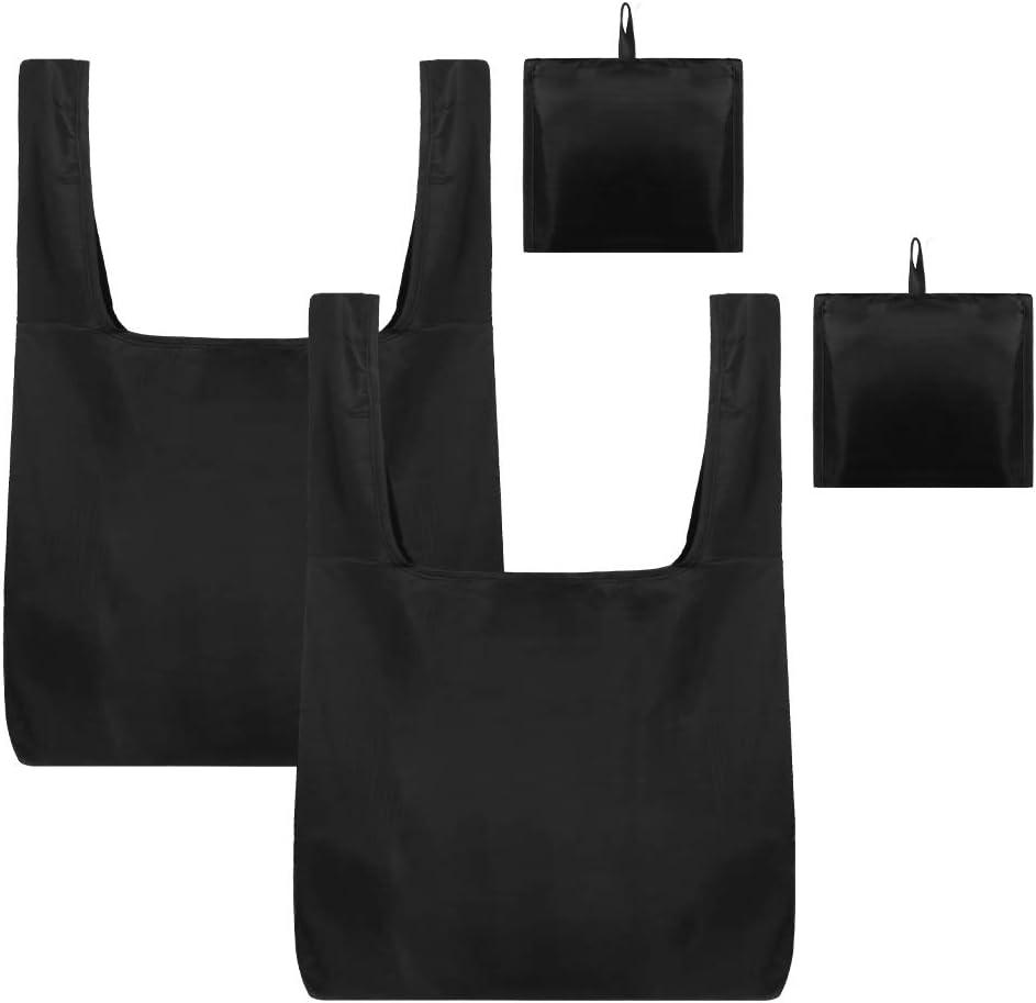 Sorliva Grand sac de courses pliable imperm/éable r/éutilisable 3 couleurs