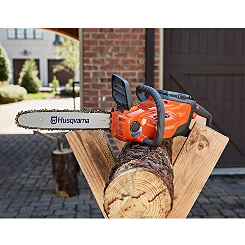 Husqvarna 14 Inch 120i Cordless Battery Powered Chainsaw (Battery Included) ()