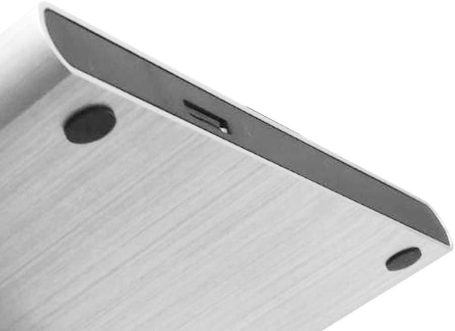 Archgon Premium Aluminum External USB 3.0 UHD 4K Blu-Ray Writer Super Drive for PC and Mac