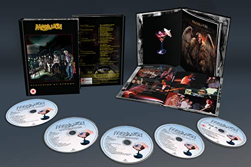 Price comparison product image Clutching At Straws (Deluxe Edition)(4CD / 1Blu-ray Boxset)
