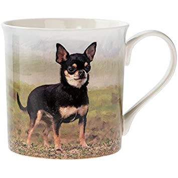 Chihuahua Taza De Te Con Chihuahua Perro Regalo Para Los Amantes De