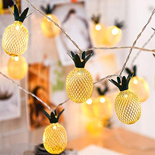 Outdoor Light Pineapple in US - 9