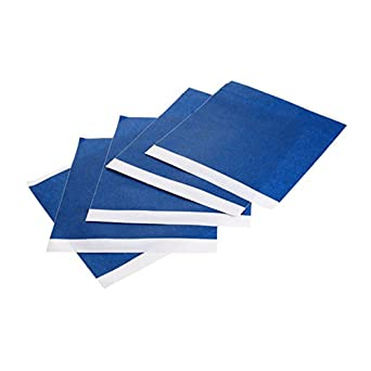 UEETEK 5pcs 210mm x 200mm 3D Cama Térmica de la Impresora Azul Cinta Alta Cinta Adhesivo de Caucho