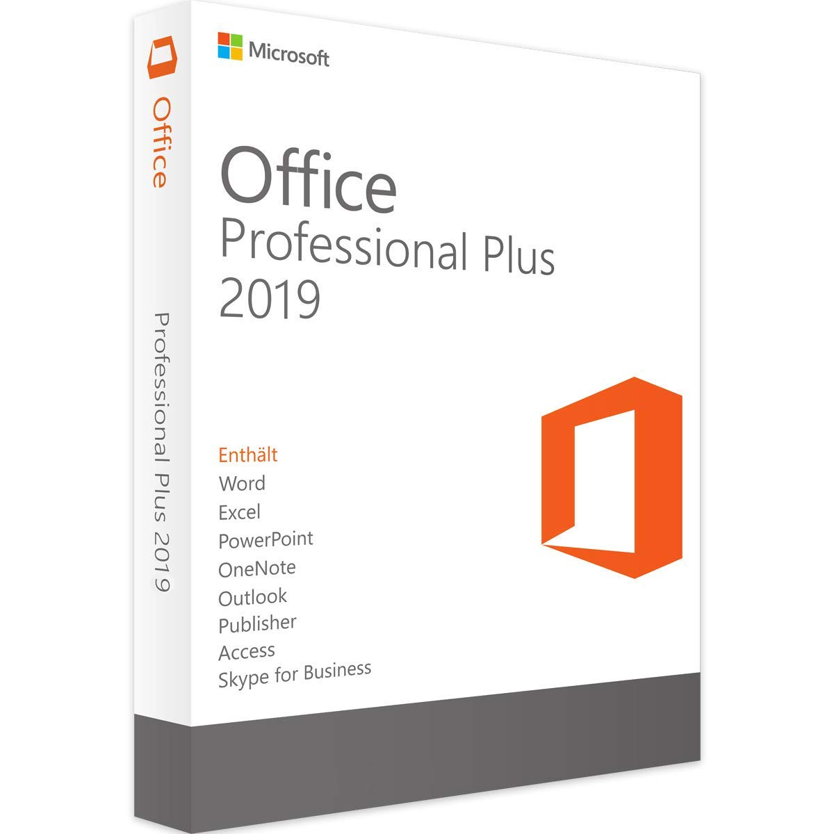 How much is a Office Professional Plus 2019?