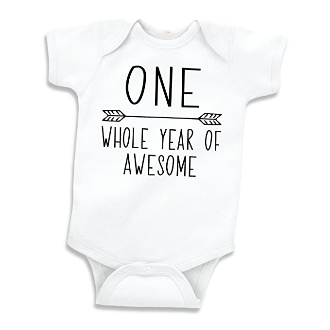 Bump And Beyond Designs Boy Birthday Shirt Baby First Bodysuit 6