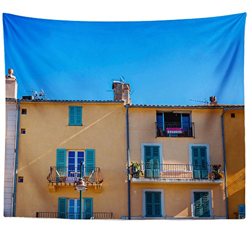 (Westlake Art - Wall Hanging Tapestry - House High - Photography Home Decor Living Room - 51x60in)