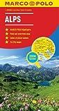 Alps Marco Polo Map (Marco Polo Maps)