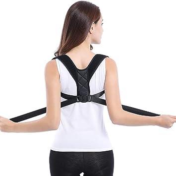 faja para corregir postura espalda