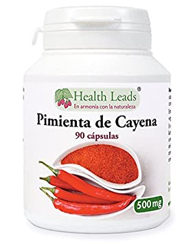 adelgaza la pimienta de cayena