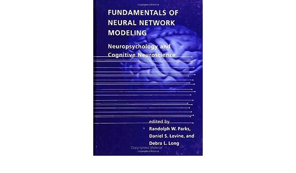 Fundamentals of neural network modeling