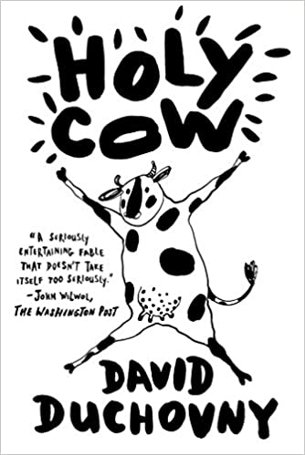 Image result for holy cow book cover