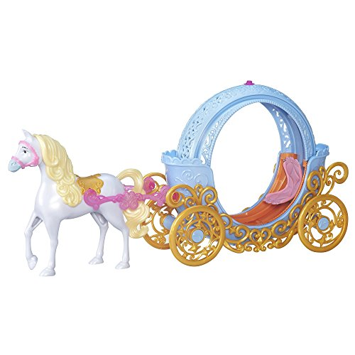 Disney Princess Cinderella's Magical Transforming Carriage (Disney Cinderella Carriage)