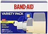 Band-Aid Brand Adhesive Bandages, Variety Pack, 840 Assorted Bandages