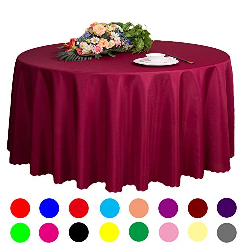 Polyester Restaurant Tablecloths - 5