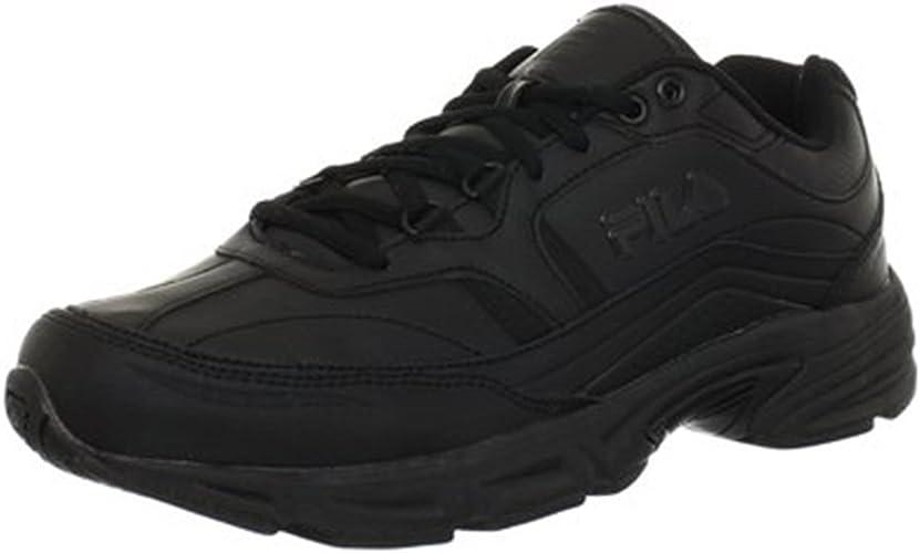 Amazon Com Fila Men S Memory Workshift Slip Resistant Composite Toe Shoe Shoes