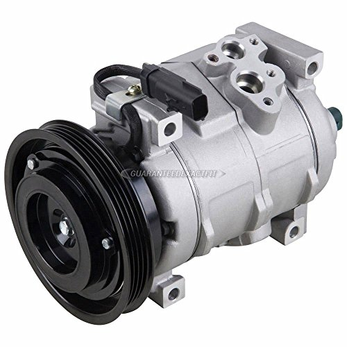 AC Compressor & A/C Clutch For Chrysler PT Cruiser & Dodge Neon - BuyAutoParts 60-00814NA - Compressor Neon Dodge A/c