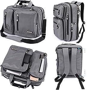 Amazon.com: FreeBiz 18 Inches Laptop Briefcase Backpack