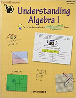 Amazon.com: Understanding Algebra I (9781601447111): Terri Husted ...