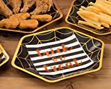 Trick or Treat Party Supplies, Halloween Paper