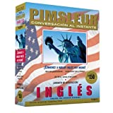 Instant Conversation English for Spanish: Learn to Speak and Understand English for Spanish with Pimsleur Language Programs (Conversational) (Spanish Edition) Unabridged by Pimsleur (2002) Audio CD