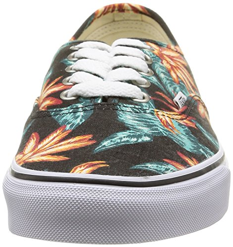 Black Sneaker Multicolore White Vans Authentic Uomo Multicolore Vintage Aloha Vintage U True qpztO