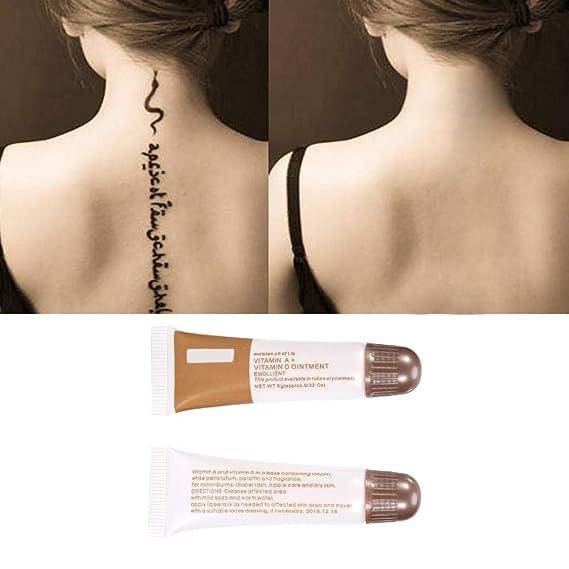 Gel de recuperación para el cuidado posterior del tatuaje: Amazon ...