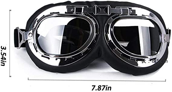 Yu-Xiang Dog Windproof Glasses Large Dog Sunglasses Pet Folding Winter Windproof Sunglasses Sled Dog Goggles