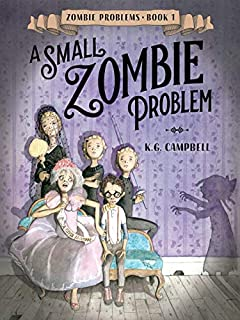 Book Cover: A Small Zombie Problem