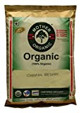 Mother Organic Gram Chickpea Flour Chemical Free USDA Certified Choose Weight