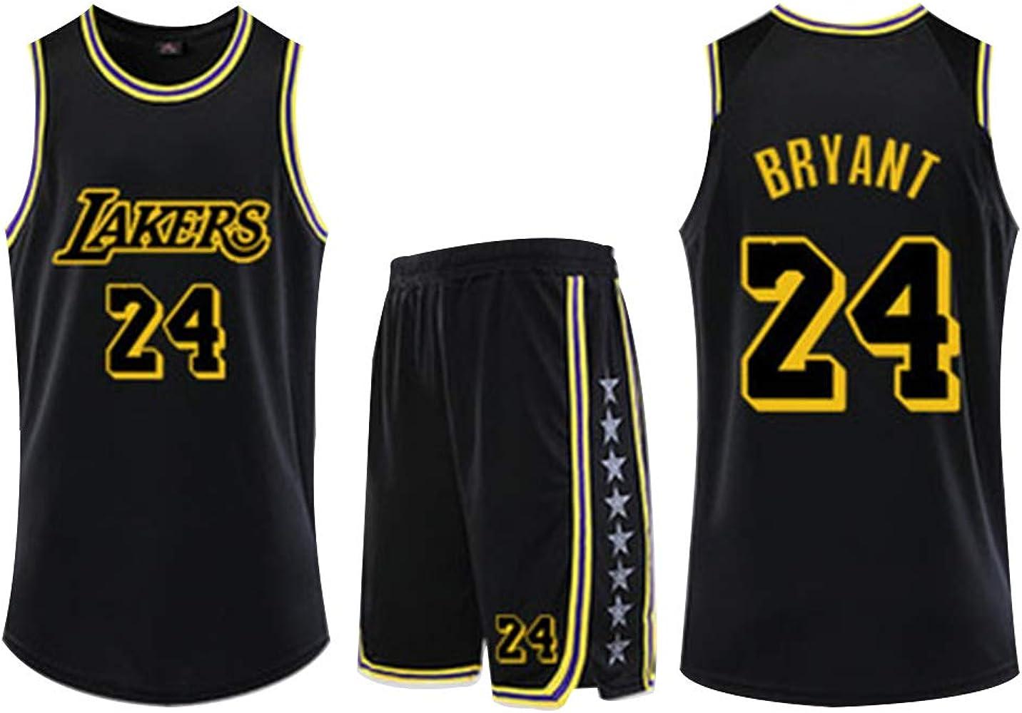 SSDS 23# James 24# Camiseta de Baloncesto Kobe para Hombres ...