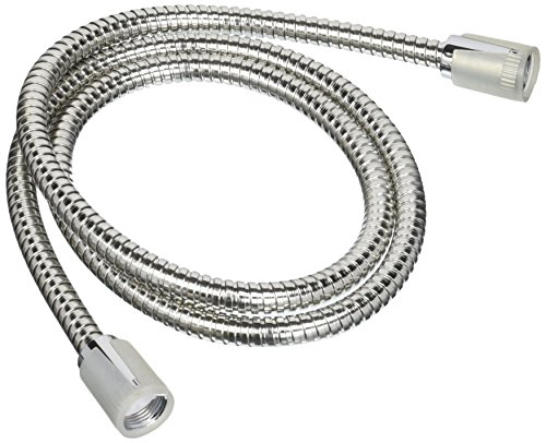 (DELTA FAUCET 682-812 Master Plumber 59-Inch Stainless Steel Shower Hose )