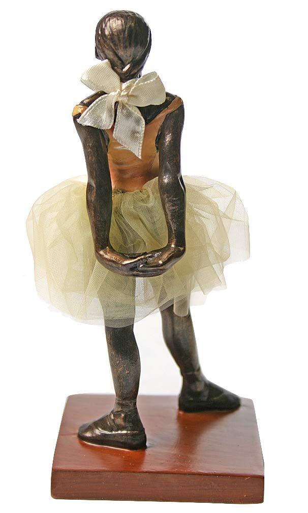 Degas Litttle Dance of Fourteen Years Ballerina Ballet Fabric Tutu by Parastone DE03