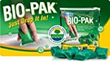 Walex Bio-Pak ''Fresh Scent'' RV Boat Camping Holding Tank Deodorizer Drop Ins BIOPPBG (10)