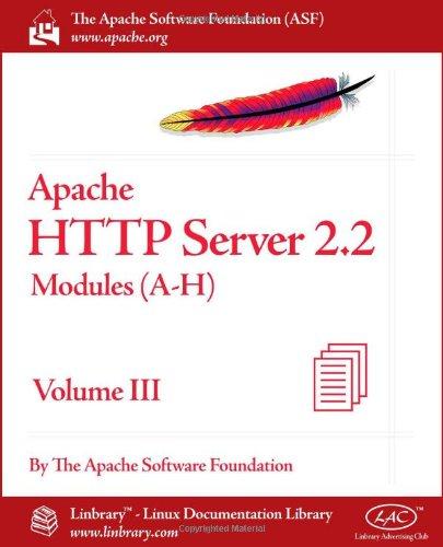 the apache modules book - 6