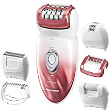 Panasonic ESED90P Ladies Wet and Dry Epilator/Shaver