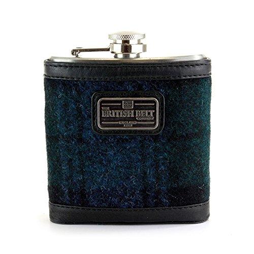 british belt flask - 3